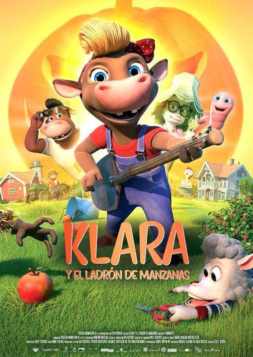 Clara y el ladrón de manzanas