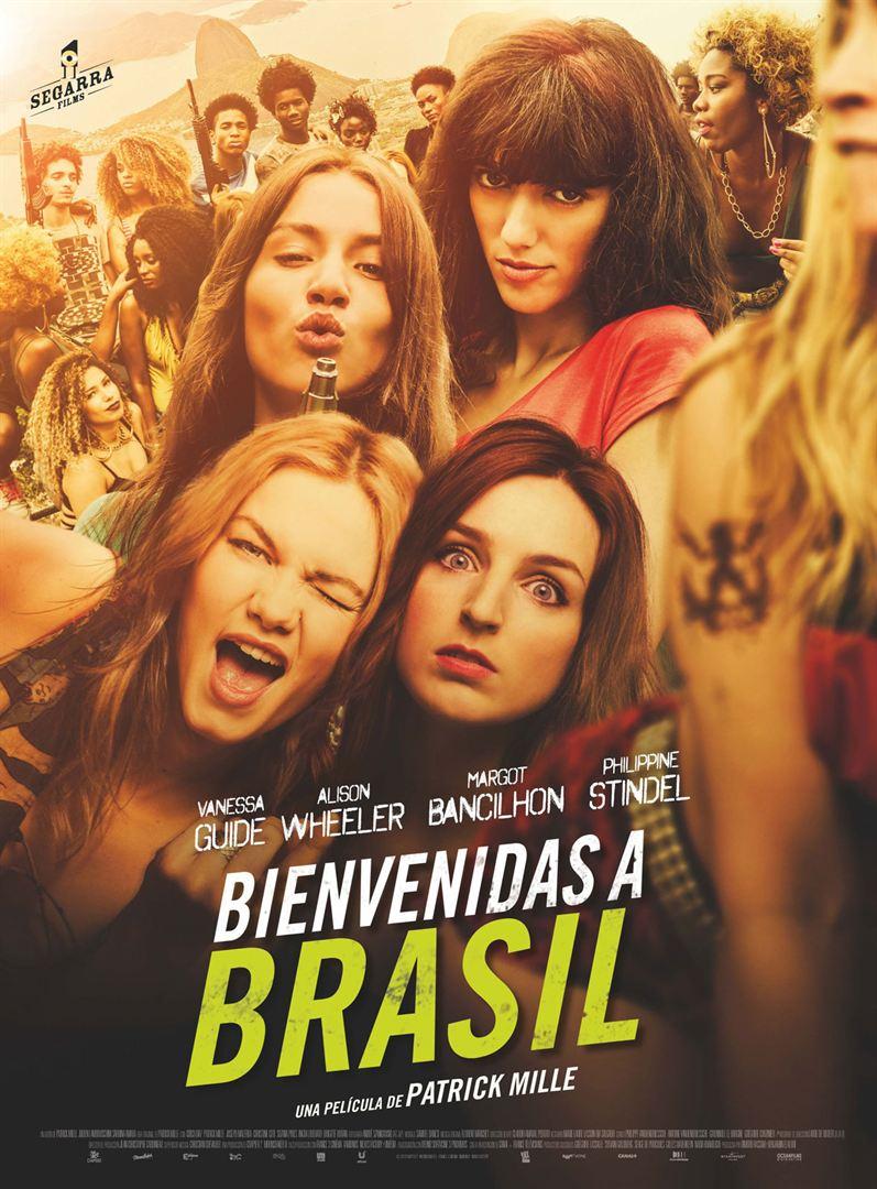 Bienvenidas a Brasil
