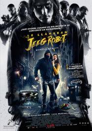 Le llamaban Jeeg Robot
