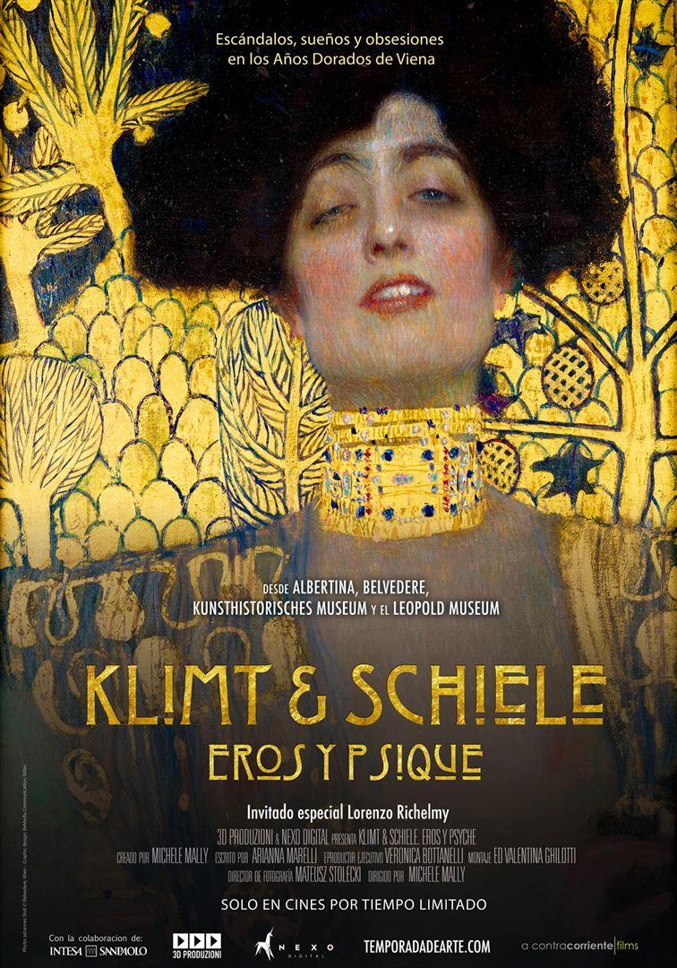 Klimt & Schiele: Eros y Psyche
