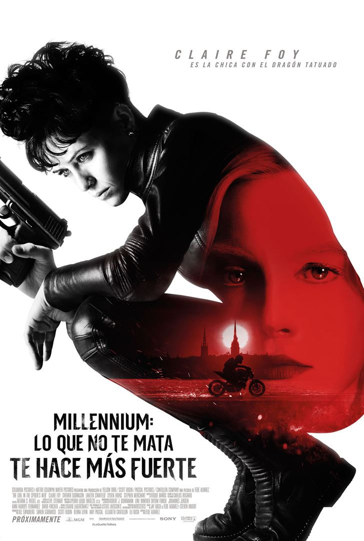 Millennium: Lo que no te mata te hace más fuerte