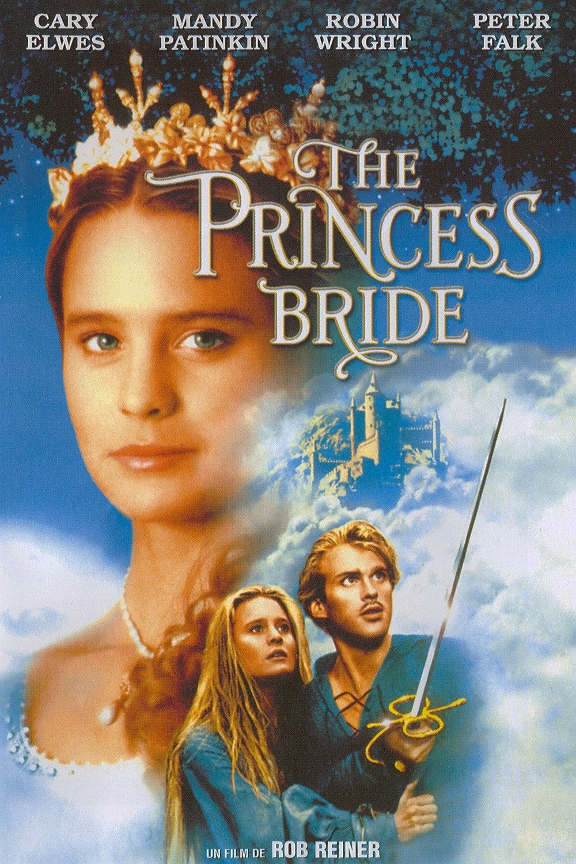 Afiche de La princesa Prometida