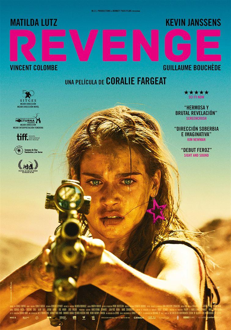 Revenge - Afiche