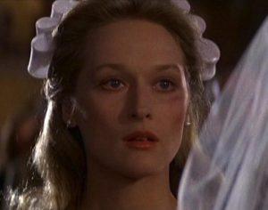 Meryl Streep en El cazador
