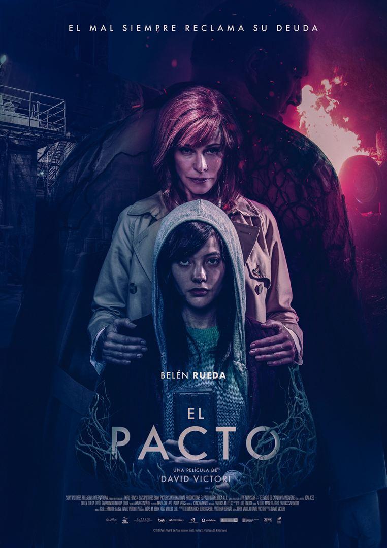 El Pacto - Belén Rueda