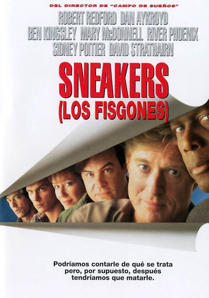 afiche Sneakers