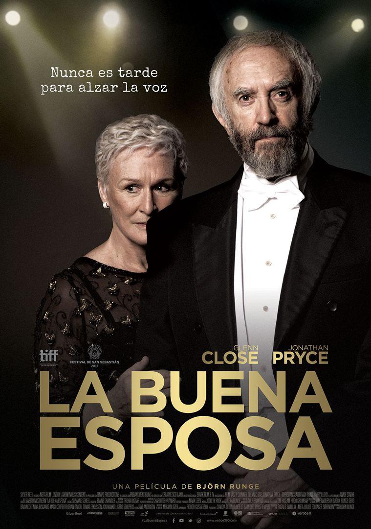 La Buena esposa, es la película de la semana
