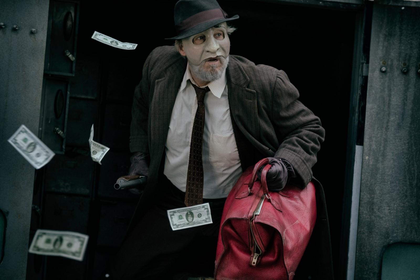 Malos tiempos en el Royale - Película de la semana