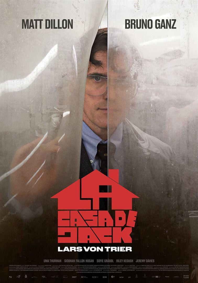 Afiche la casa de jack