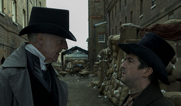 PETERLOO featuring Paul Bown and Paul Popplewell courtesy of Amazon Studios.