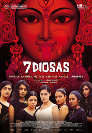 7 diosas