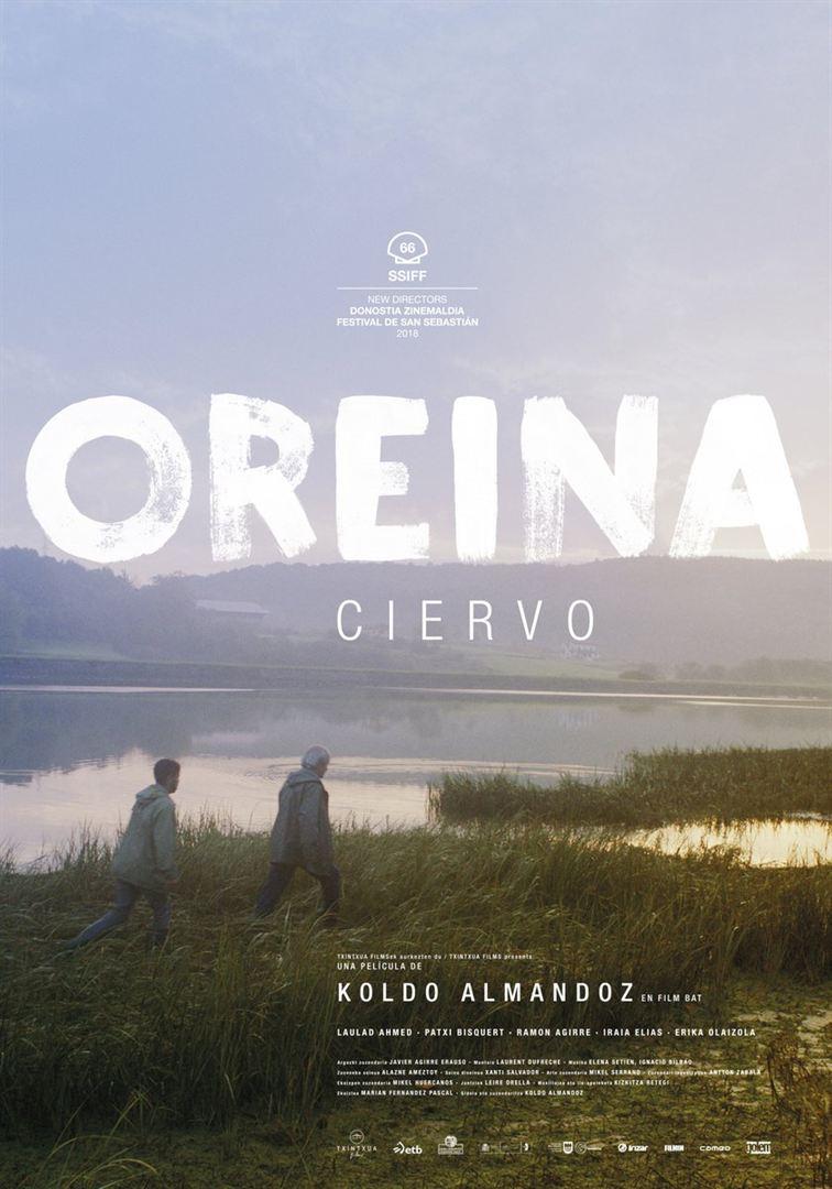 Oreina (Ciervo)