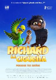 Richard, La cigueña
