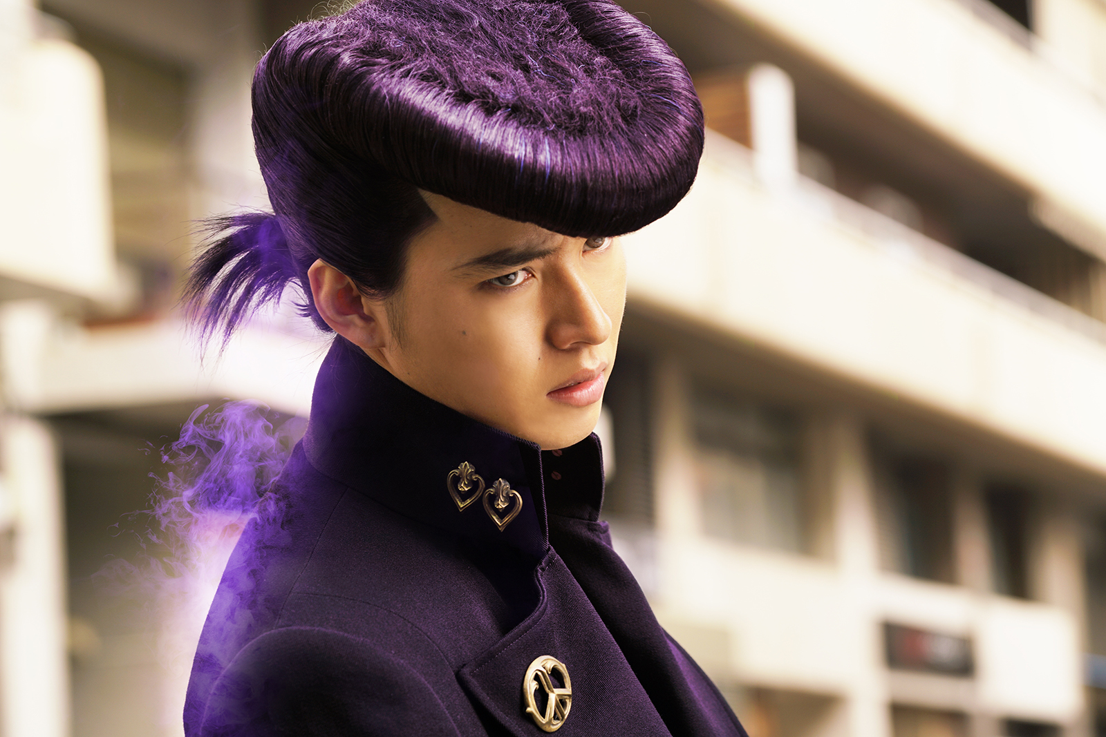 Jojos Bizarre Adventure: Diamond is Unbreakable_imagen2