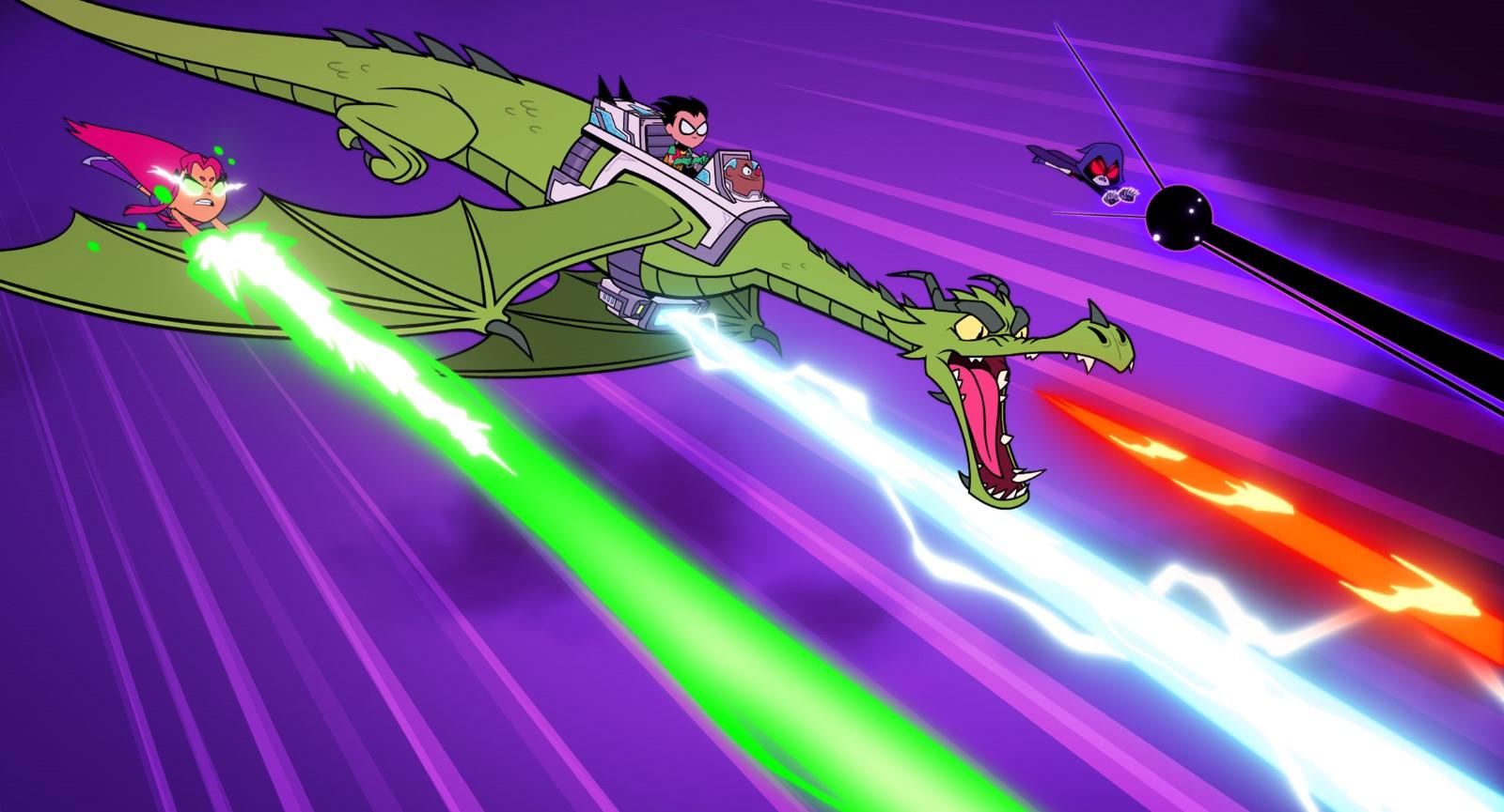 Teen Titans Go! La película_imagen3