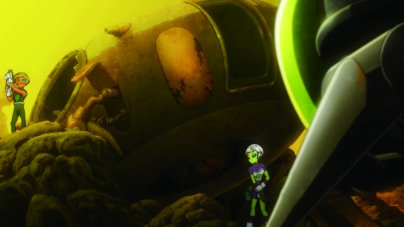 Dragon Ball Super: Broly_imagen3